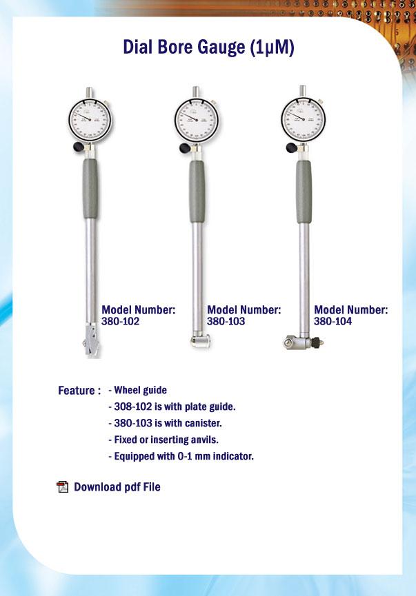 Dial Bore Gauge Parts Precise Dial Bore Gauge